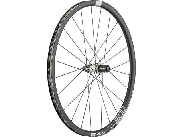 """DT Swiss GR 1600 Spline Takapyörä 27,5"""" Disc Centerlock, black"""